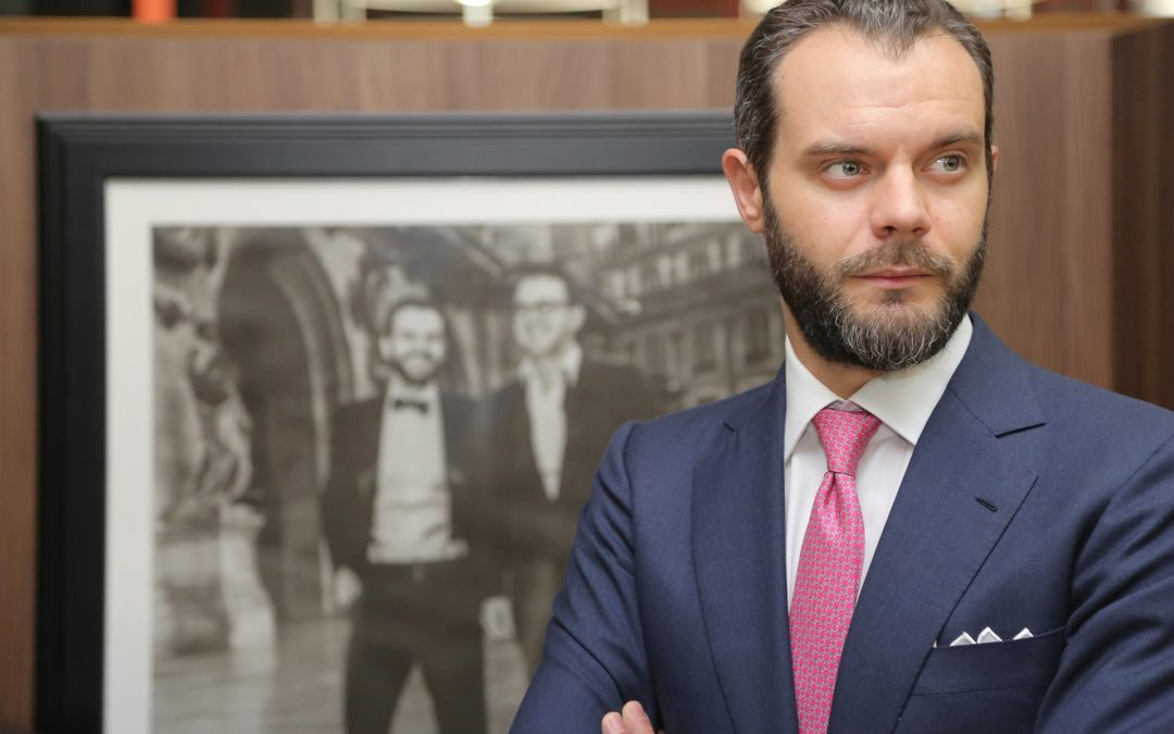 SPECIAL INTERVIEW WITH MR CHARLES DE LUCA AT STARK AND SONS