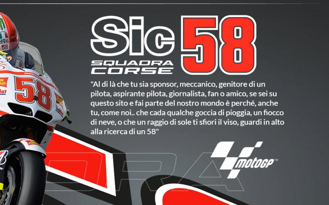 DRAGO SPA NEW SPONSOR OF SIC58 REACING TEAM